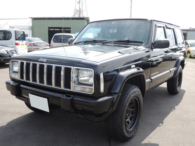 Jeep チェロキー